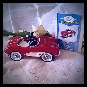 Hallmark Kiddie Car Classics 1958 Corvette Diecast